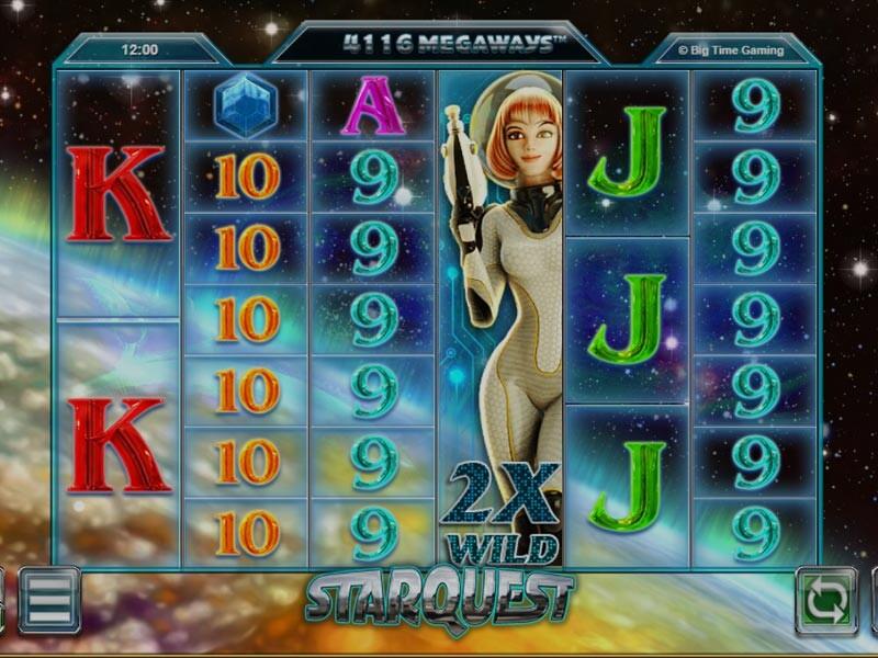 Starquest Slot: Eine Reise In Den Weltraum