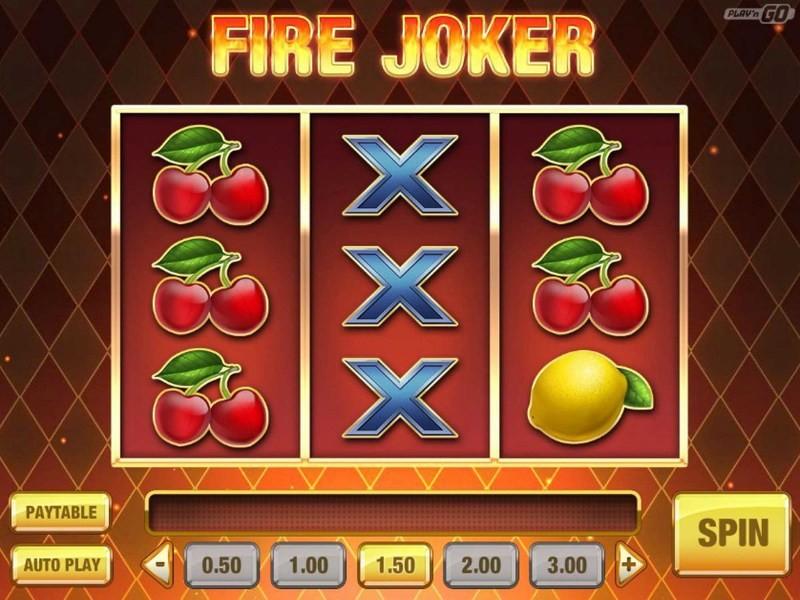 Fire Joker Slot Erfahrungen: Ein Profitables Spiel