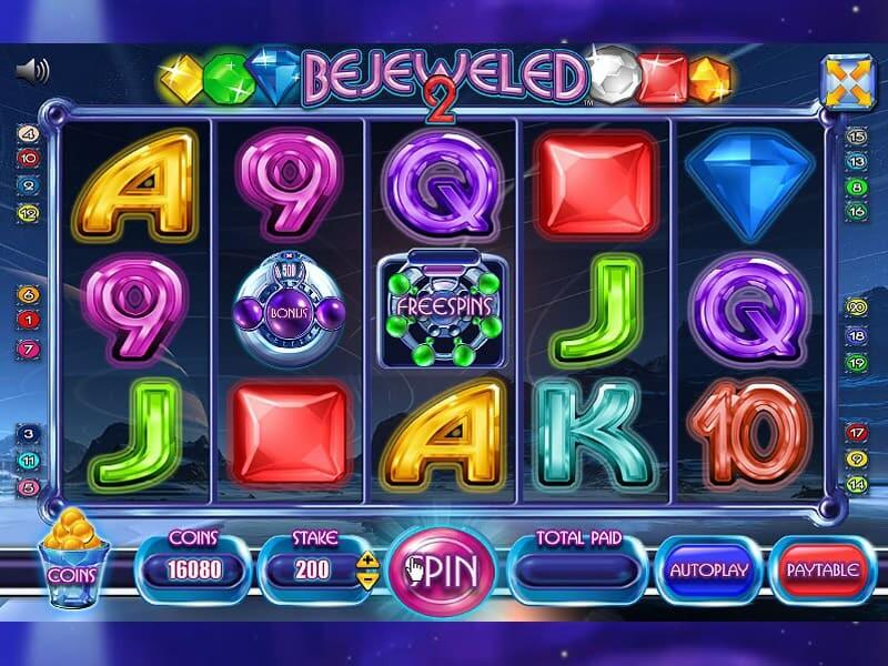 Bejeweled 2 Slot Kostenlos Spielen: Ein Glamouröses Automatenspiel